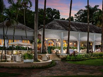 Couples San Souci Ocho Rios Jamaica - Palazzina Restaurant