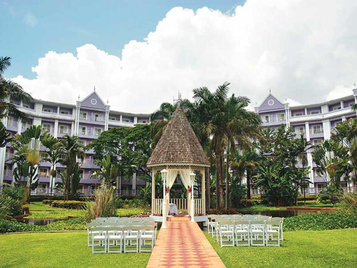 Riu Ocho Rios Jamaica - Wedding