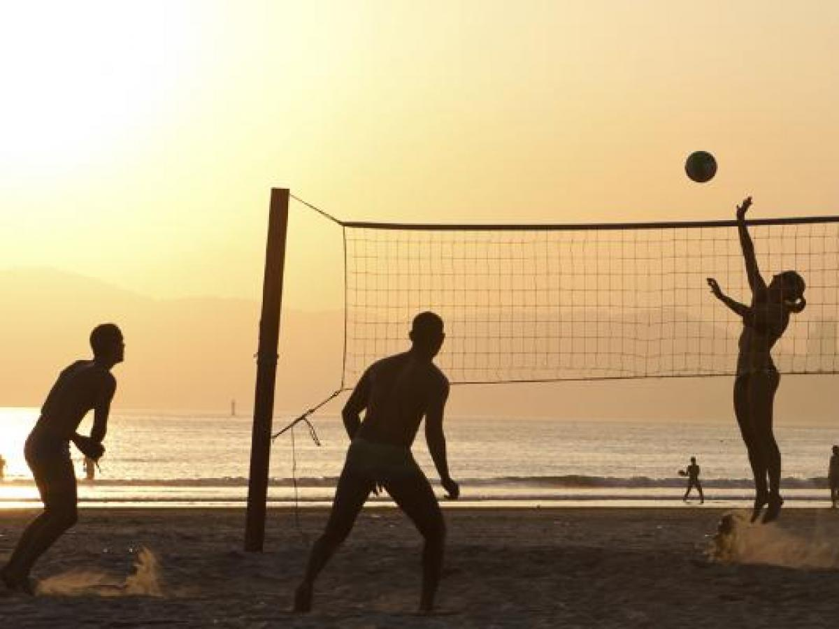 Jewel Dunn's River Beach Resort & Spa Jamaica - Volley Ball