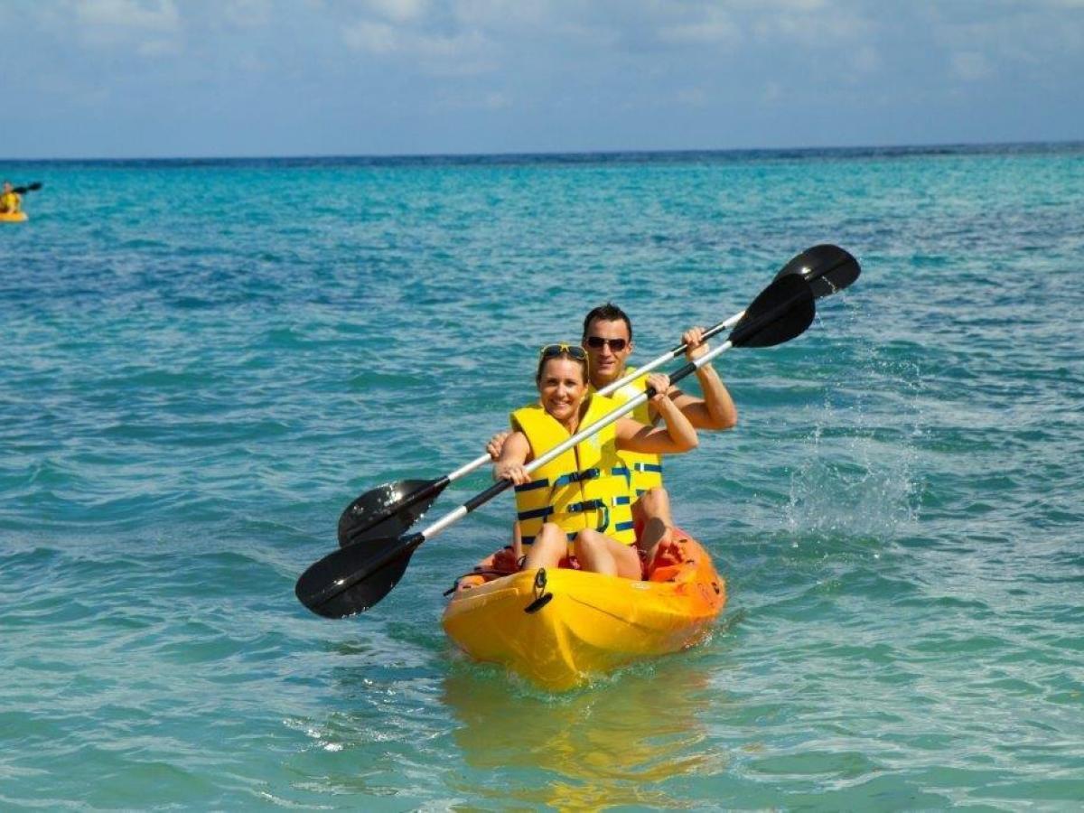 Jewel Dunn's River Beach Resort & Spa Jamaica - Kayaking