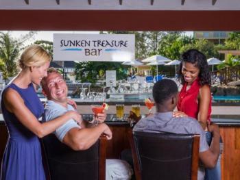 Jewel Dunn's River Beach Resort & Spa Jamaica - Sunken Treasure