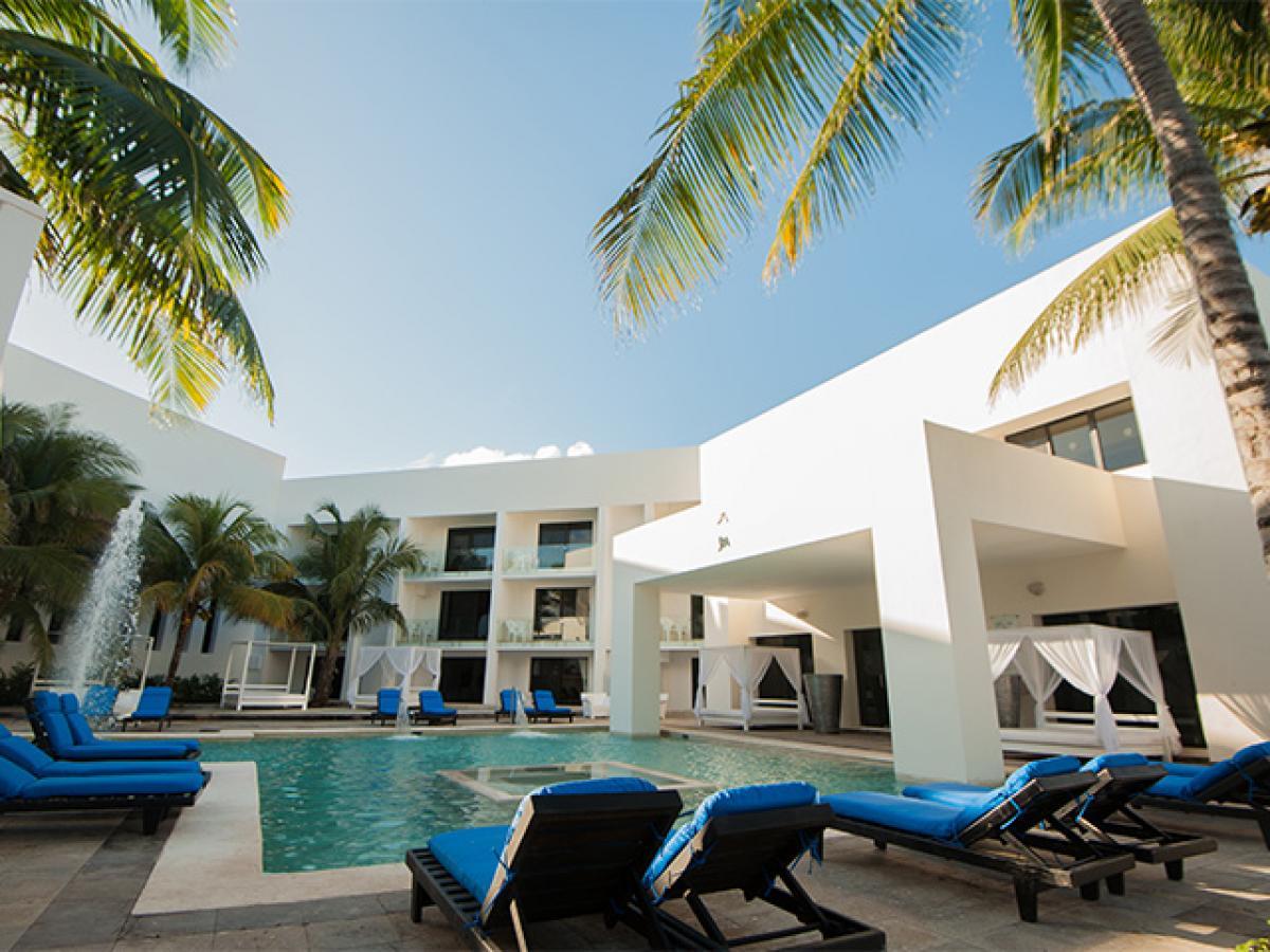 Grand Oasis Sens Hotel Cancun Mexico