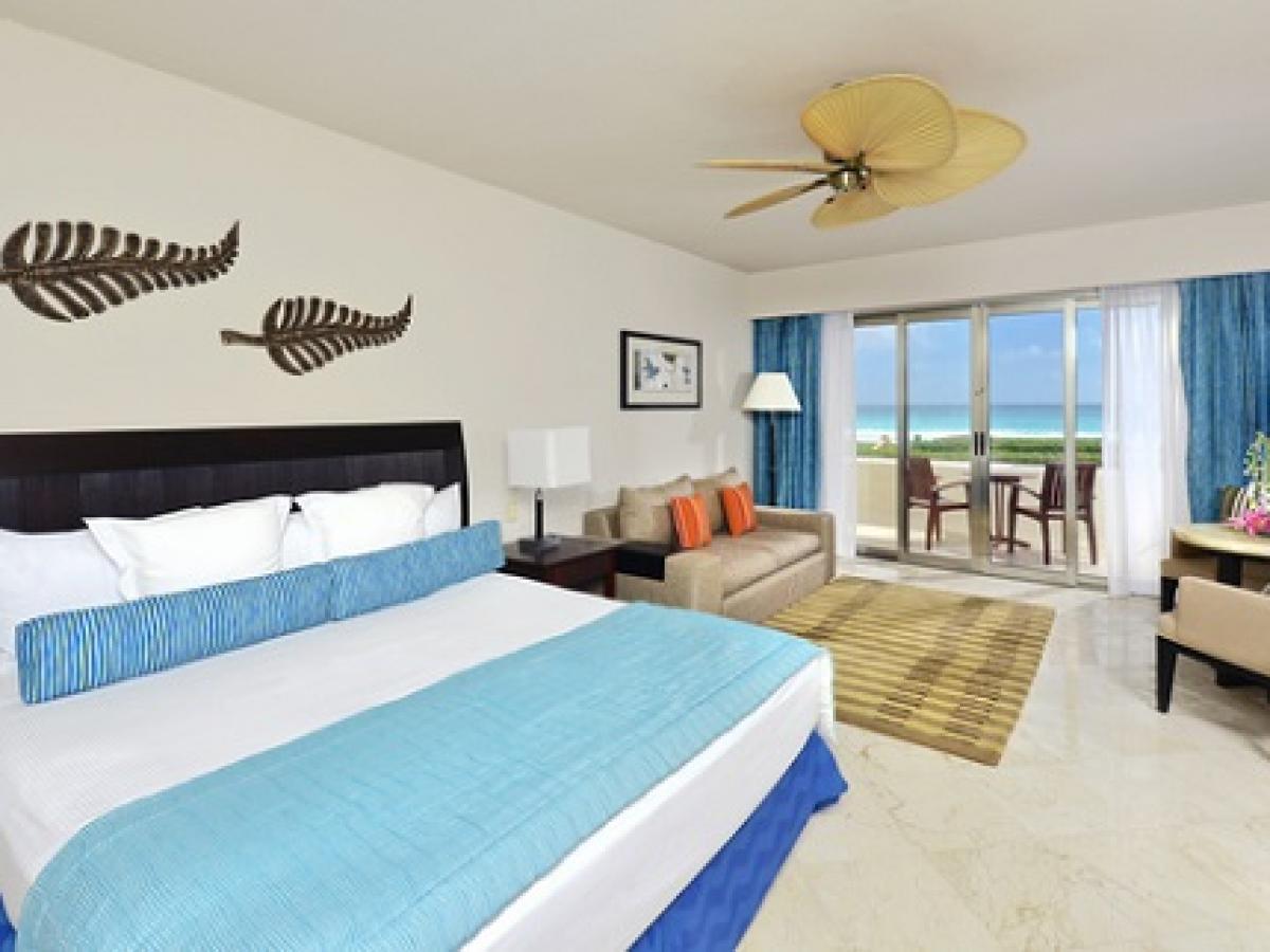 Iberostar Cancun Mexico - Ocean Front Villa