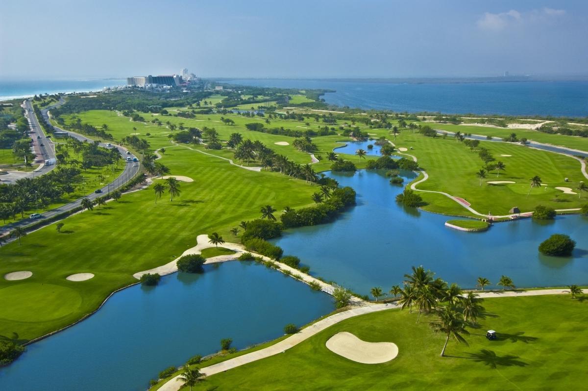 Iberostar Cancun Mexico - Golf