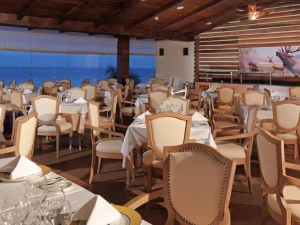 Iberostar Cancun Mexico - La Parrilla Steak House