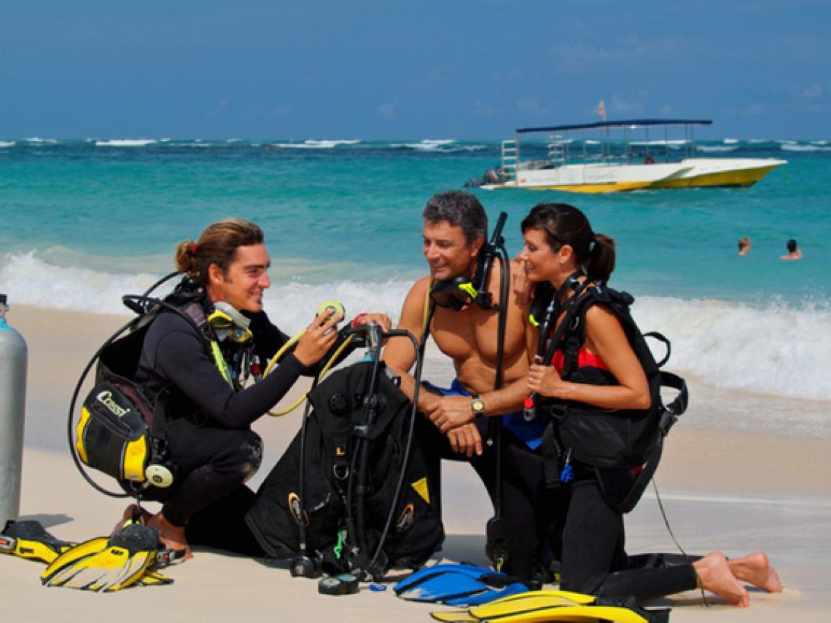Iberostar Cancun Mexico - Scuba Diving