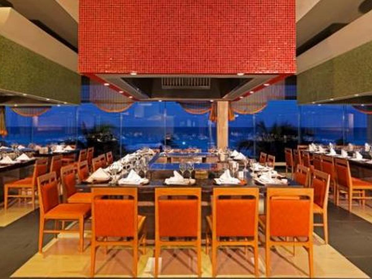 Iberostar Cancun Mexico - Naga Hibachi Japanese Restaurant