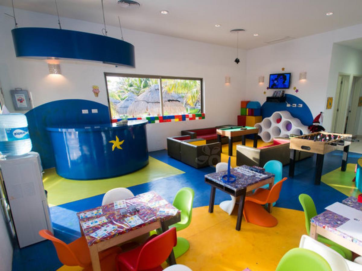 Iberostar Cancun Mexico - Kids Club