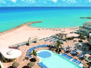 Krystal Cancun Mexico - Beach