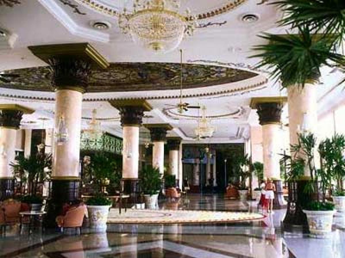 Stsvacations Riu Palace Las Americas