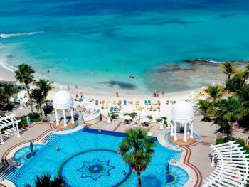 Riu Palace Las Americas Cancun Mexico -Resort
