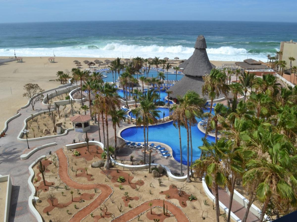 Sandos finisterra los cabos resort - Cabo finisterra ...