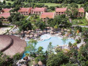 Riu Tequila Playa Del Carmen Mexico -Resort Pool