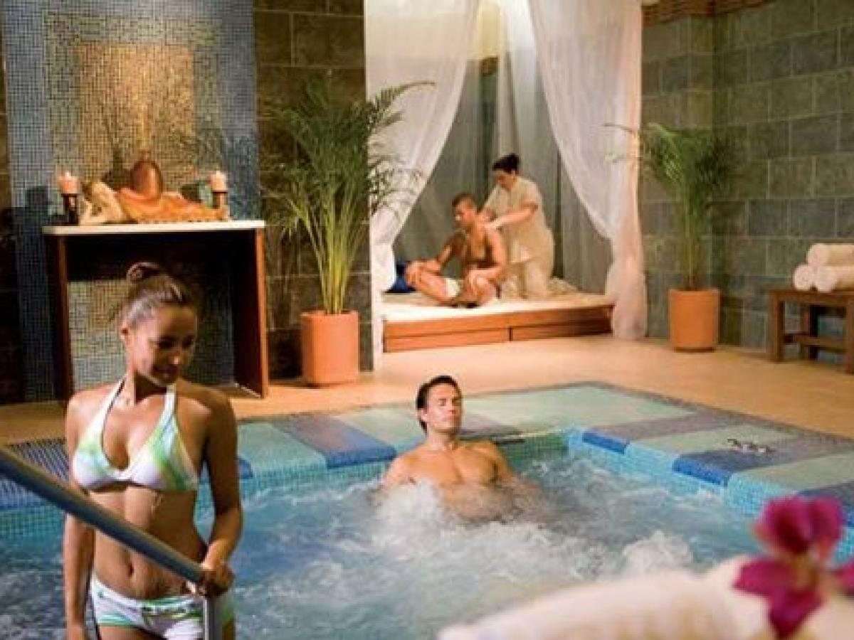 Riu Vallarta Mexico - Health Club and Spa