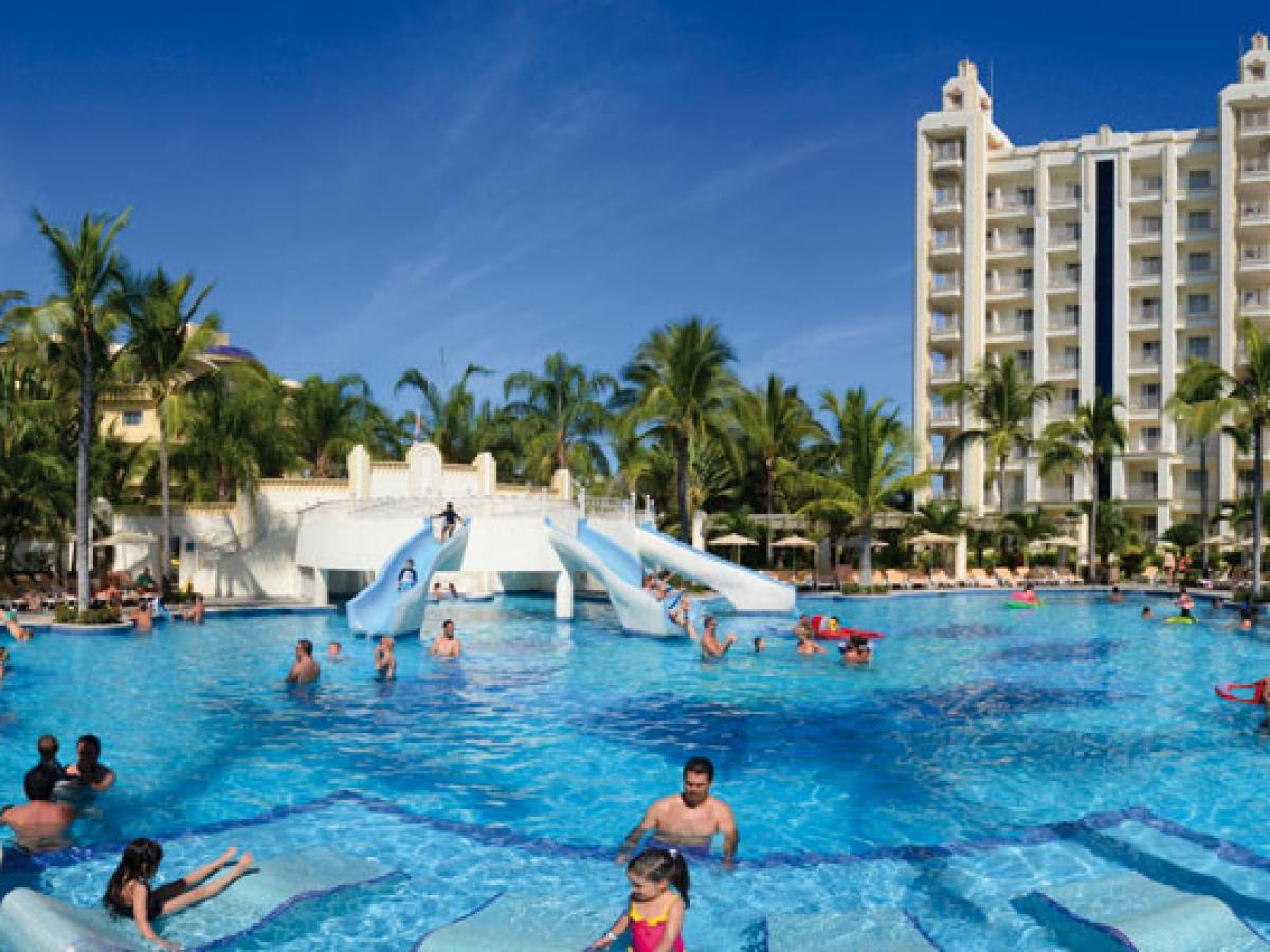 Riu Vallarta Mexico - Swimming Pools