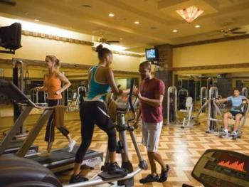 Riu Vallarta Mexico - Fitness Center