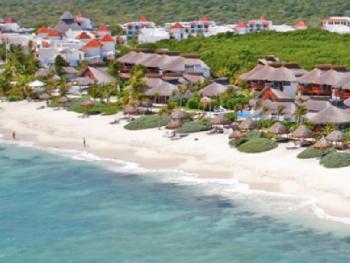 El Dorado Casitas Royale Riviera Maya Mexico - Beach