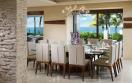 Villa Esmeralda Riviera Maya Mexico Dinning Room