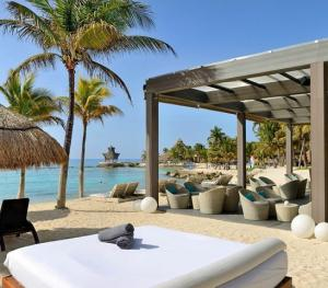 Catalonia Riviera Maya Mexico - Pure Chill Out Bar