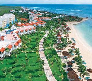 El Dorado Sensimar Riviera Maya Mexico - Resort