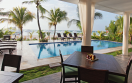 Villa Maroma Riviera Maya Mexico Outdoor Dining Room