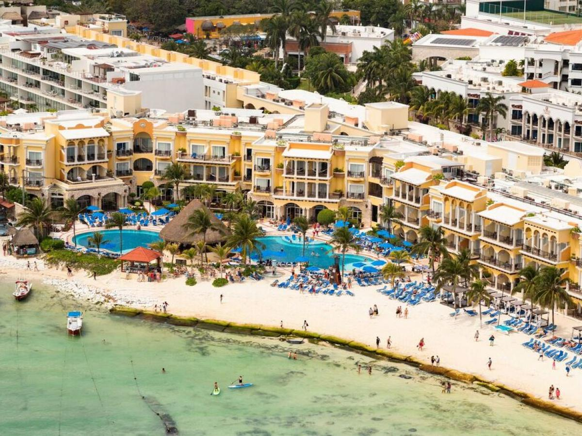 Panama Jack Resort Playa Del Carmen