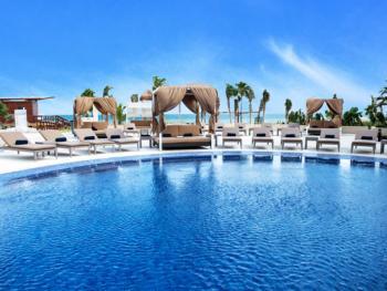 Hideaway Royalton Riviera Cancun Mexico - Swimming Pools
