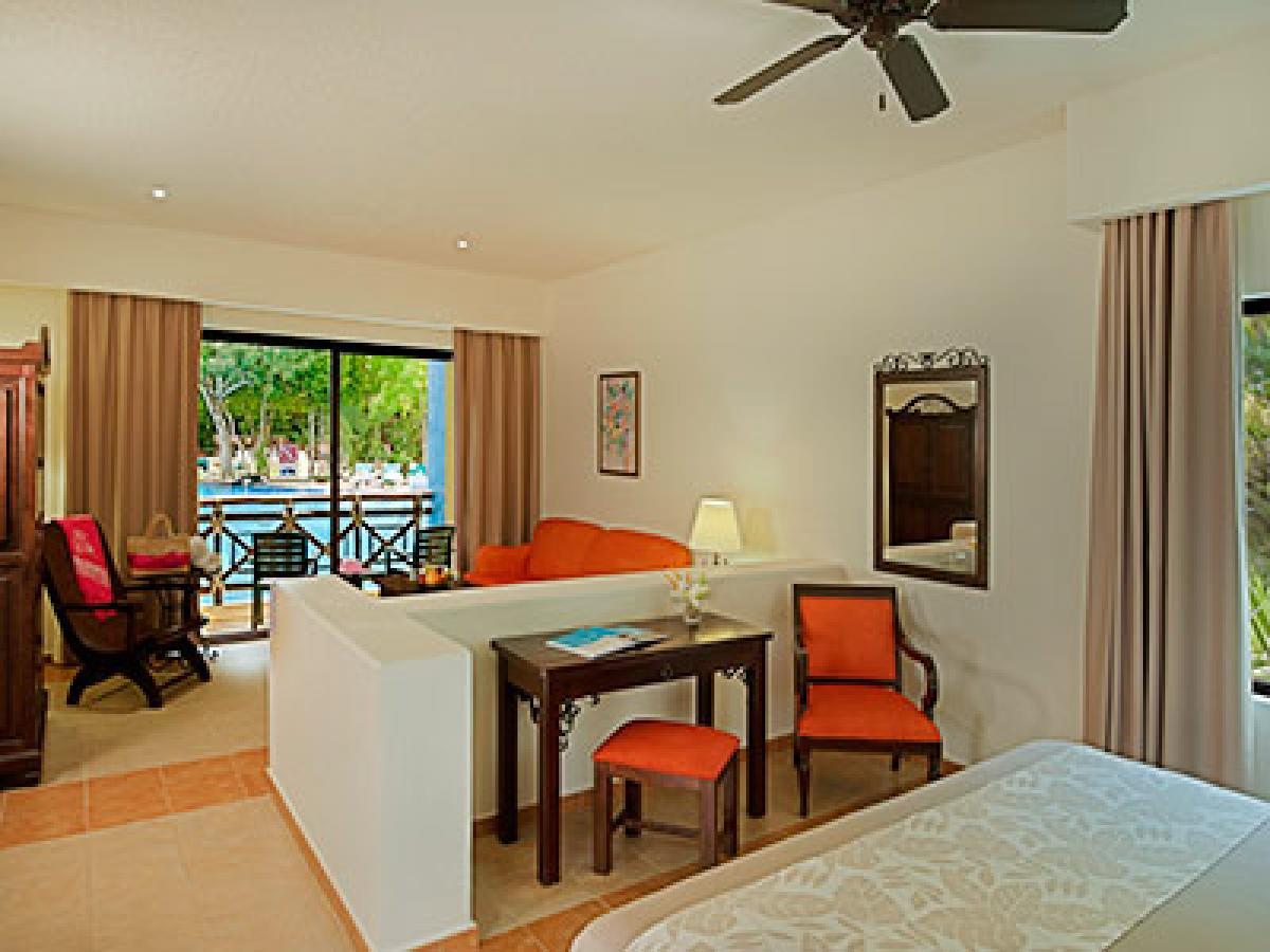Occidential Xcaret Riviera Maya Mexico - Junior Suite