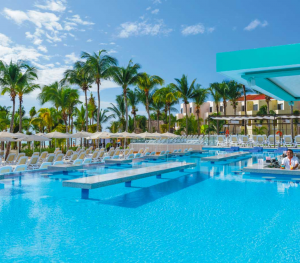 Hotel Riu Playacar pool