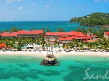 Sandals Grande St. Lucian Spa & Beach Resort - St. Lucia